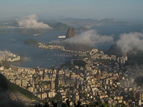 Rio de Janeiro as one of the places to teach English