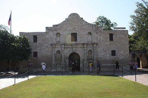 Alamo building