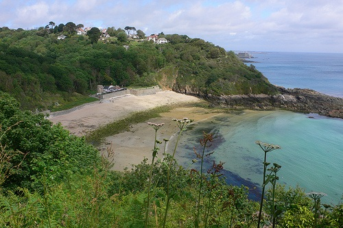 Guernsey Fermain Bay