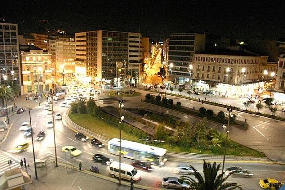 Athens Omonoia