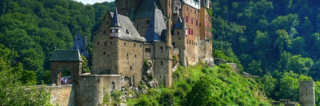 Castles To Visit In West Germany
