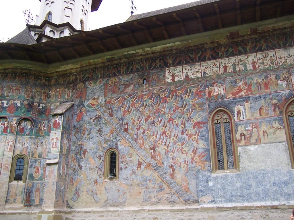 monasteries in Bucovina