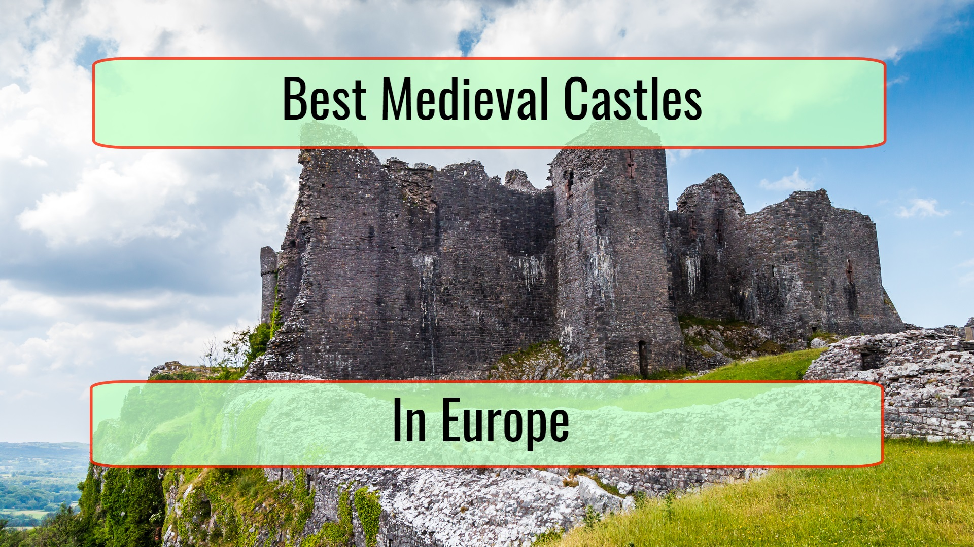 Best Medieval Castles To Visit In Europe