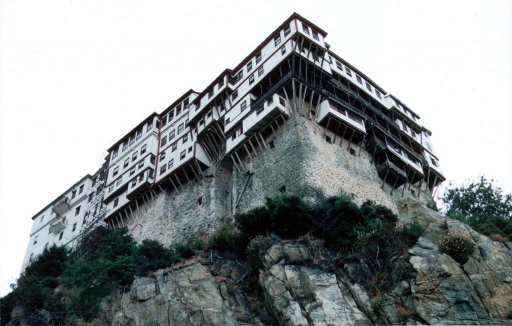 Dionysiou monastery