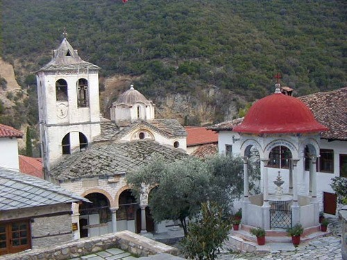 Timios Prodromos Monastery