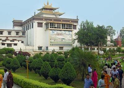 Mindrolling Monastery of Dehradun
