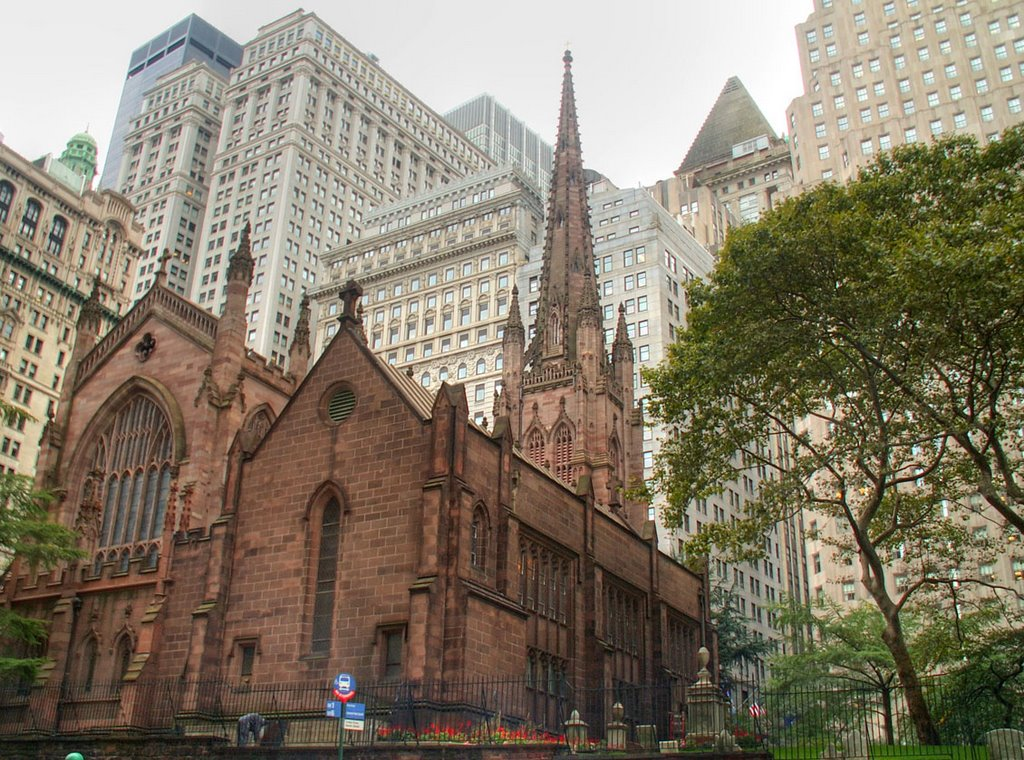best churches in nyc for singles