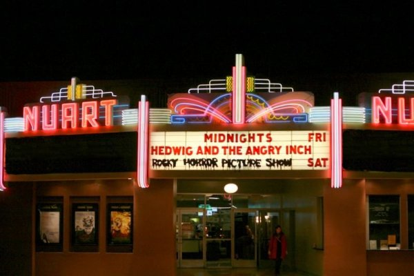 Nuart Theatre