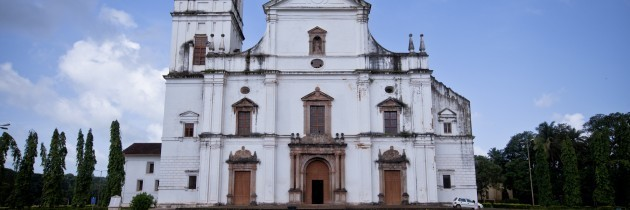 Best Churches in Goa