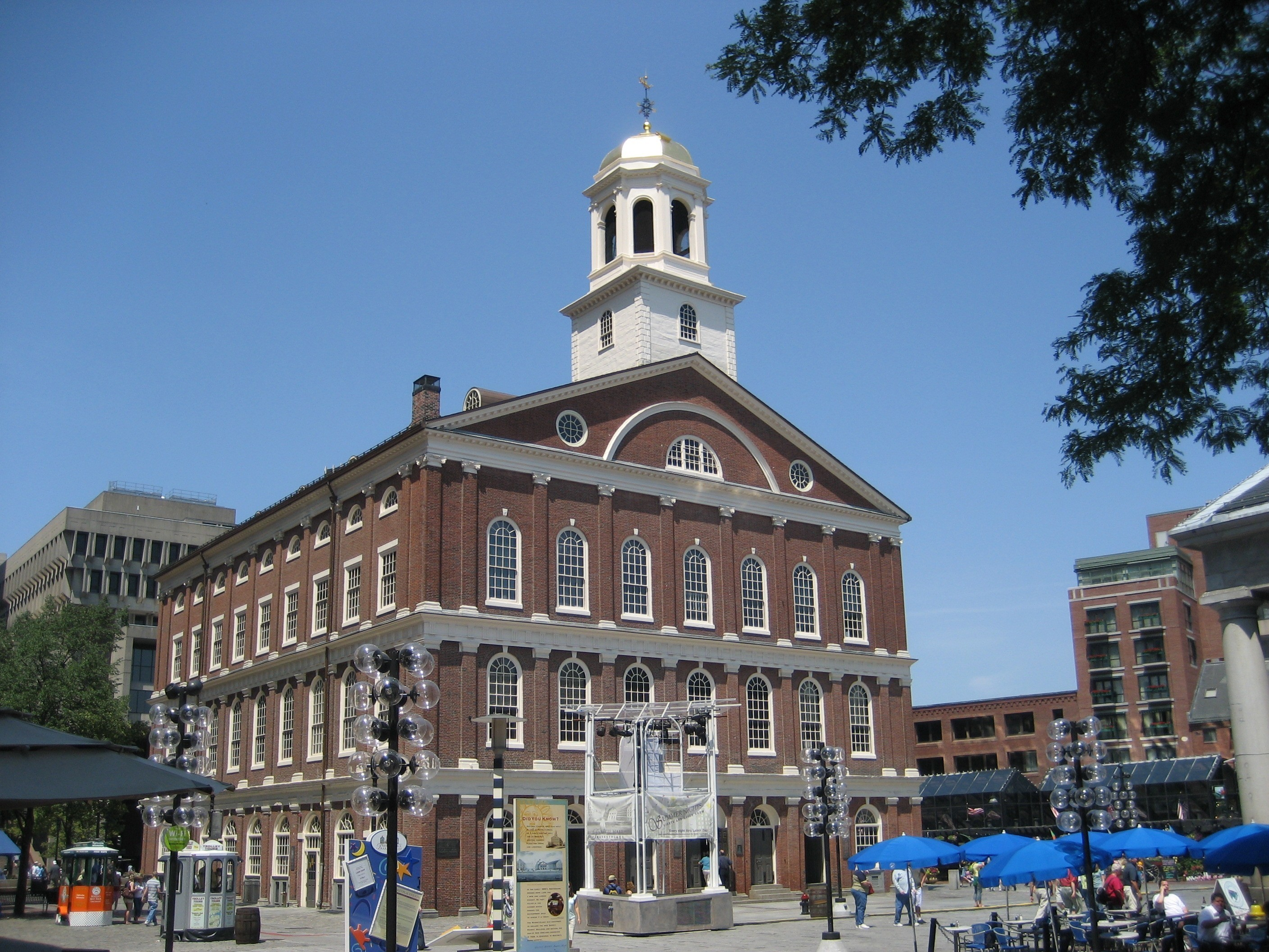 Boston's Iconic Historic Sites