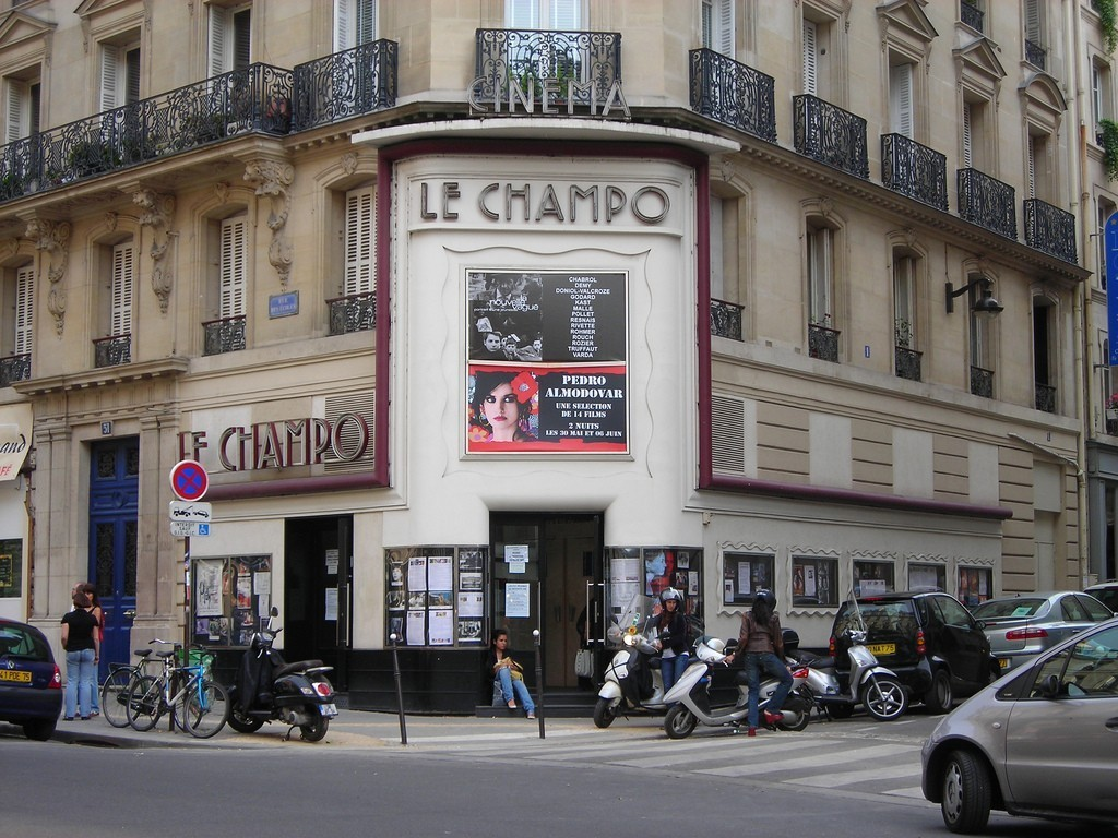 Check Out These Awesome Cinemas In Paris