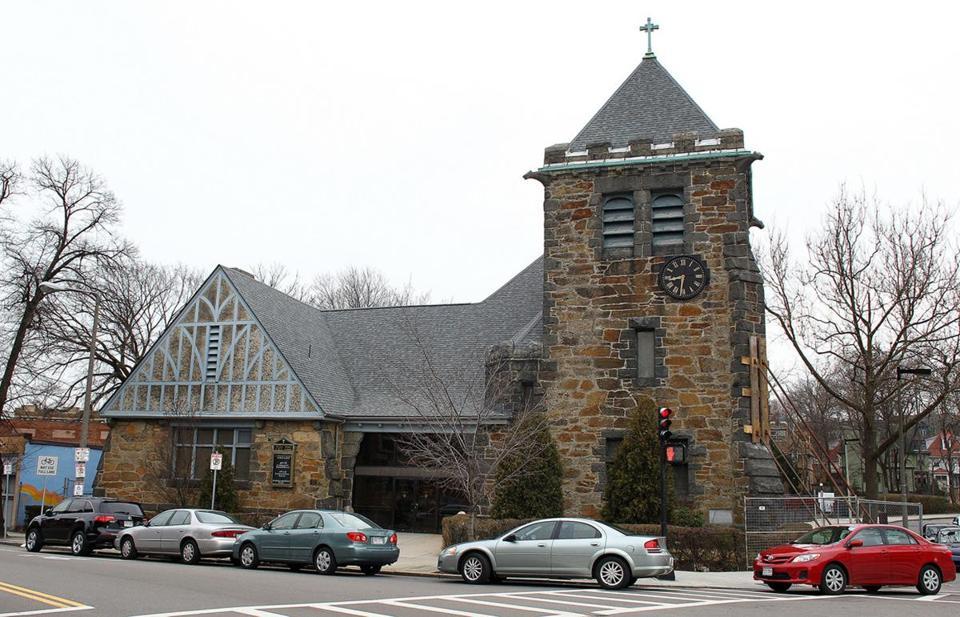 Charles Street A.M.E. Church