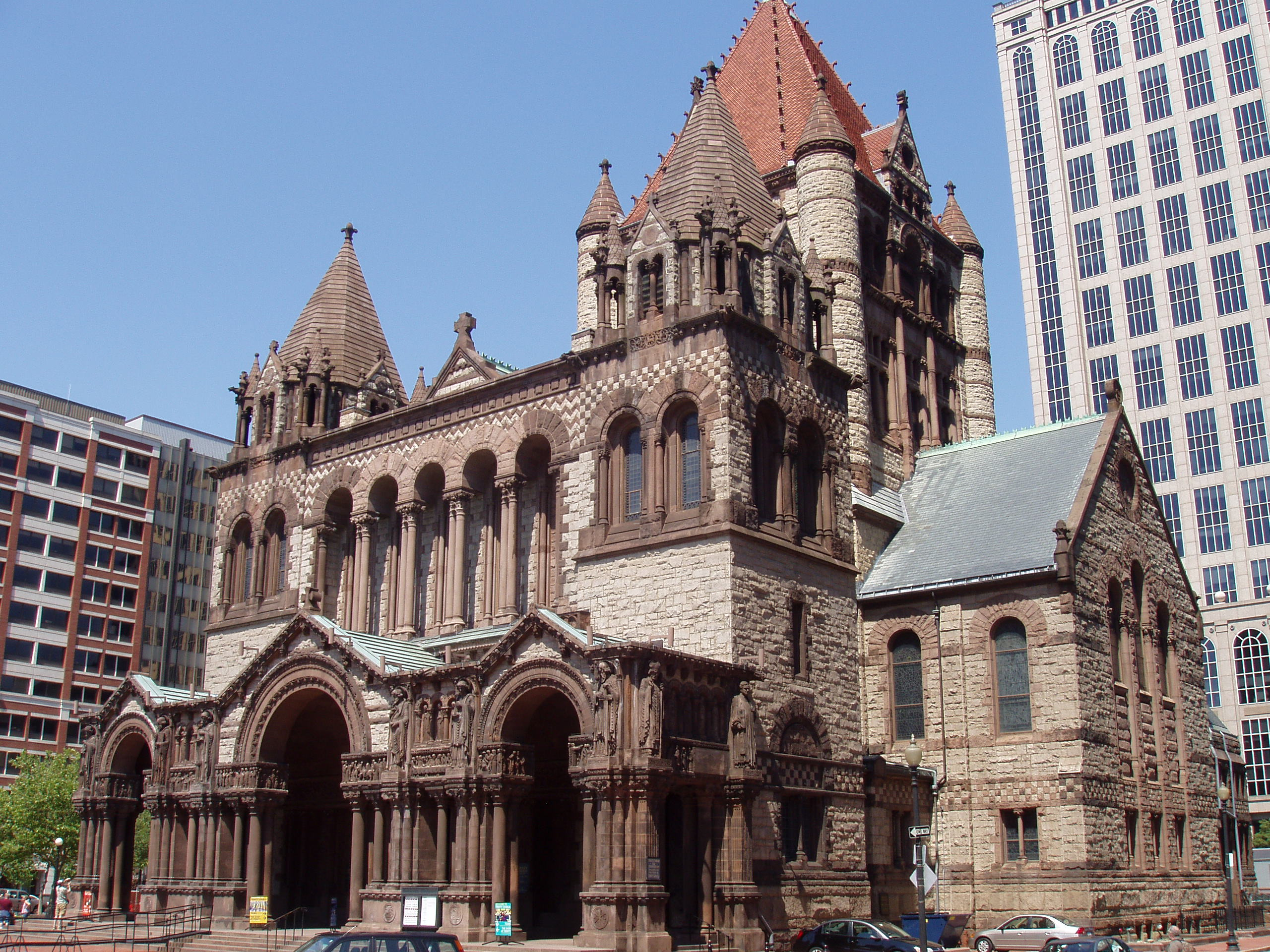 Boston USA's Best Churches To Visit As A Tourist