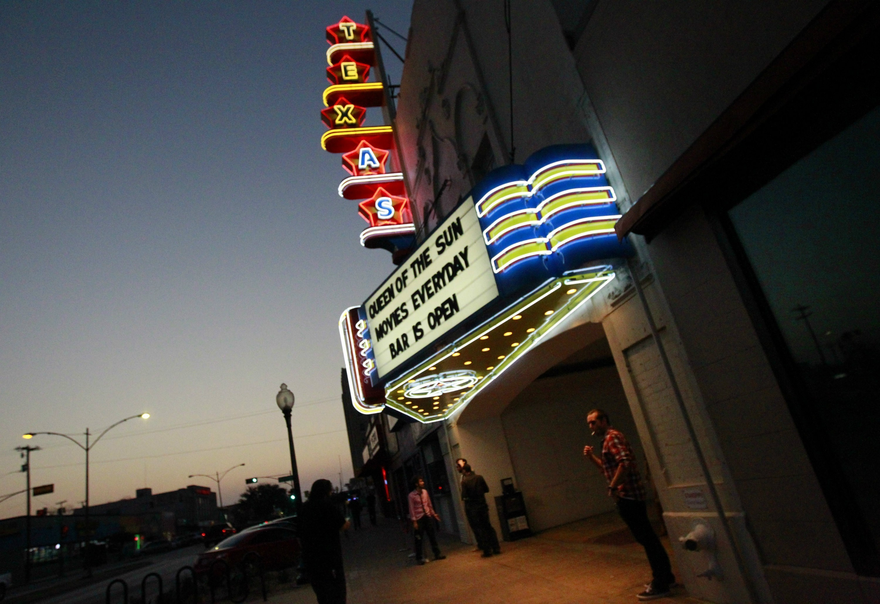 Dallas' Best Movie Theaters