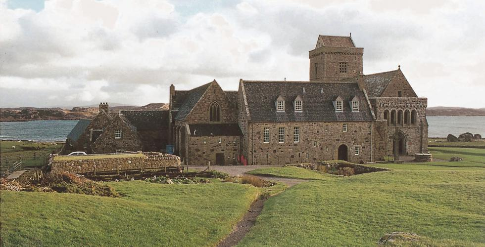 Iona Abbey and Nunnery, Scotland