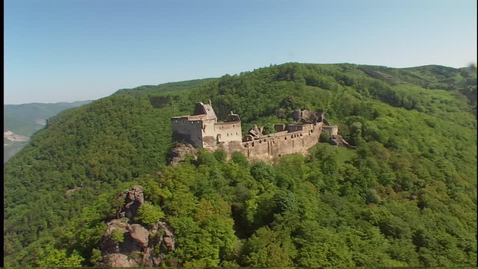 aggstein-castle