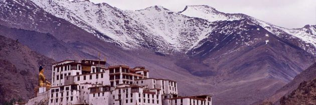 Popular Buddhist Monasteries In Ladakh