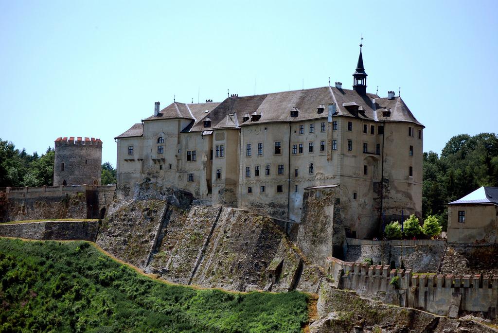 Cesky Sternberk Castle photo