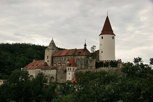 Krivoklat Castle photo