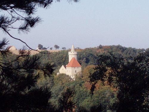 Kokorin Castle photo