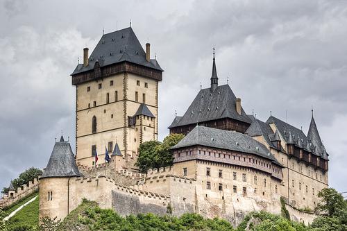 Karlstejn Castle photo