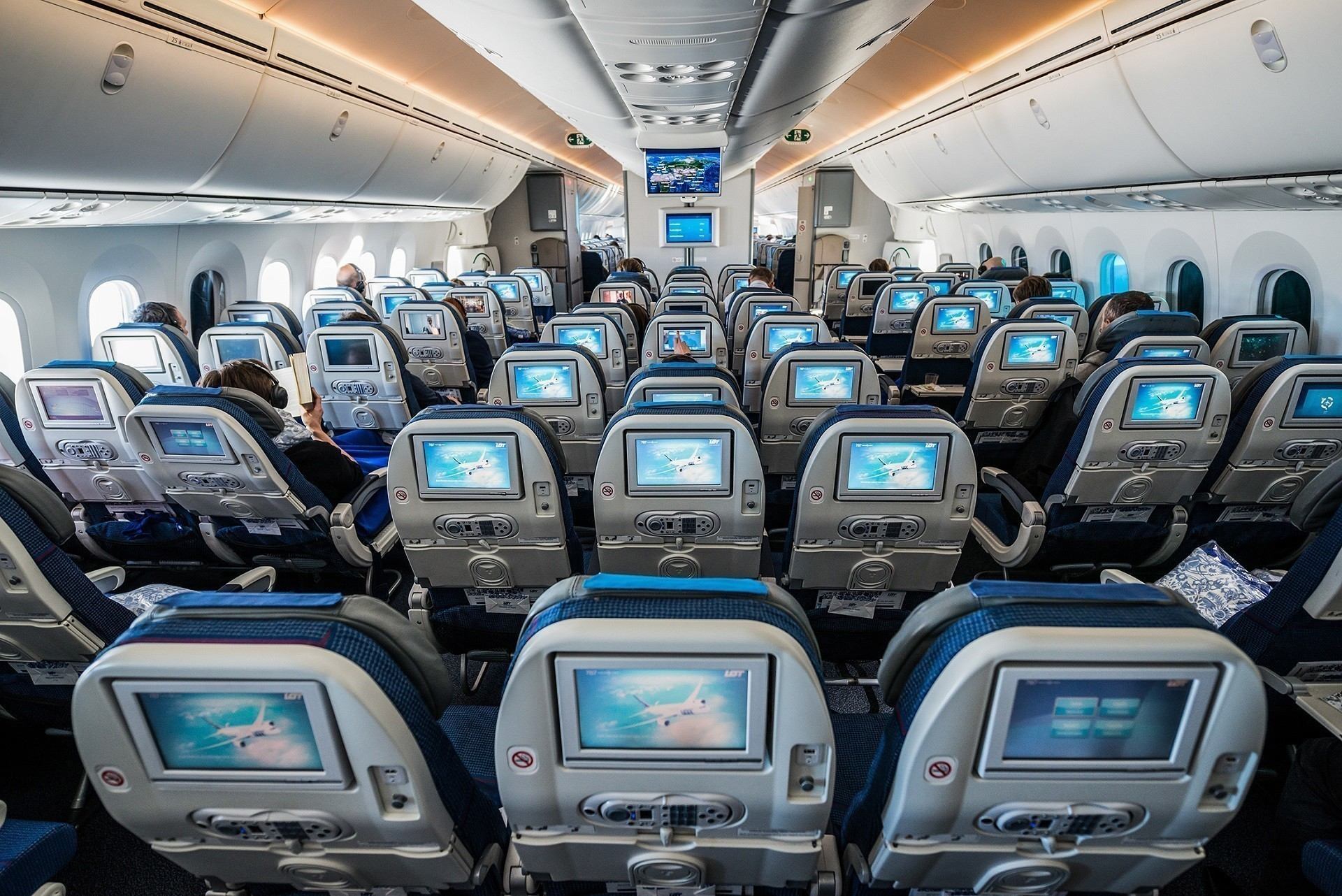 How to Survive Your Long-Haul Flight
