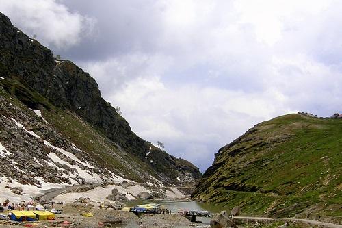 Manali Kullu Valley