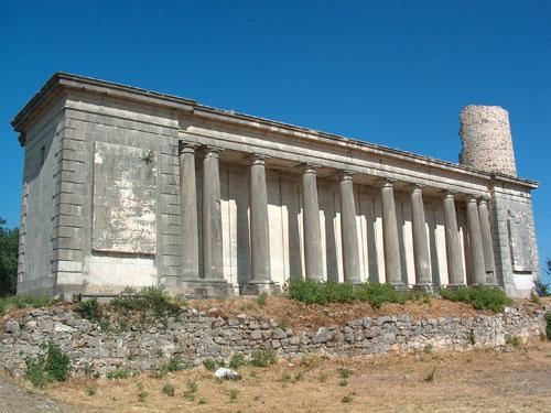 Castle of Valbelles