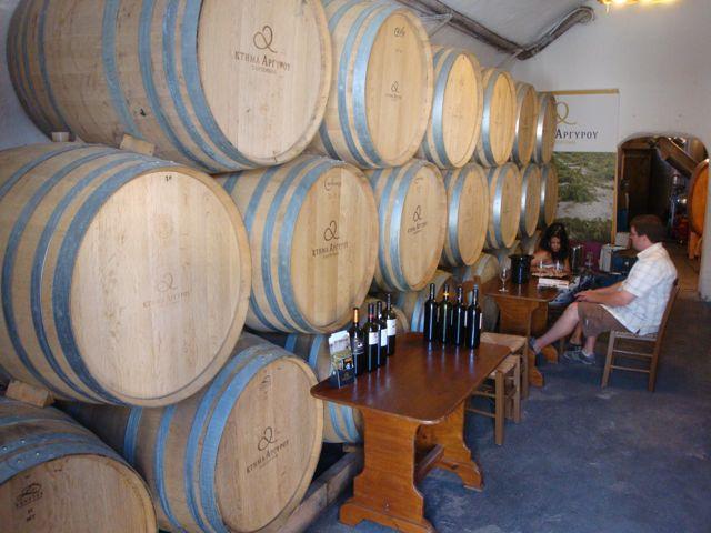 The Estate Argyros Winery