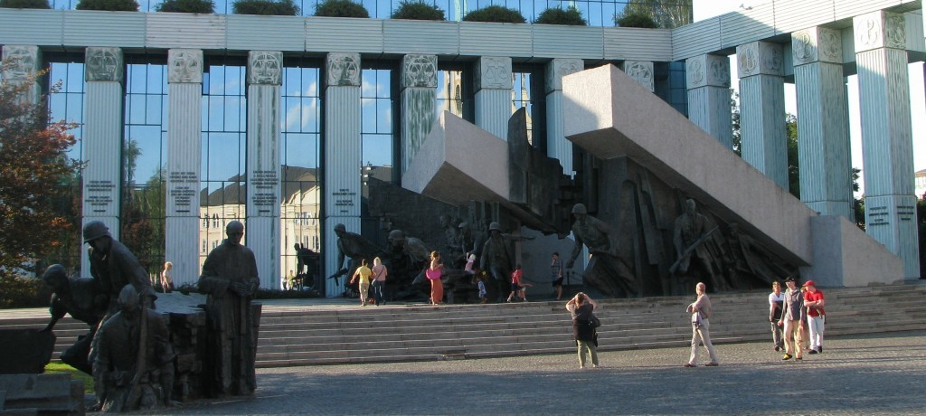 Museum Of The Warsaw Uprising