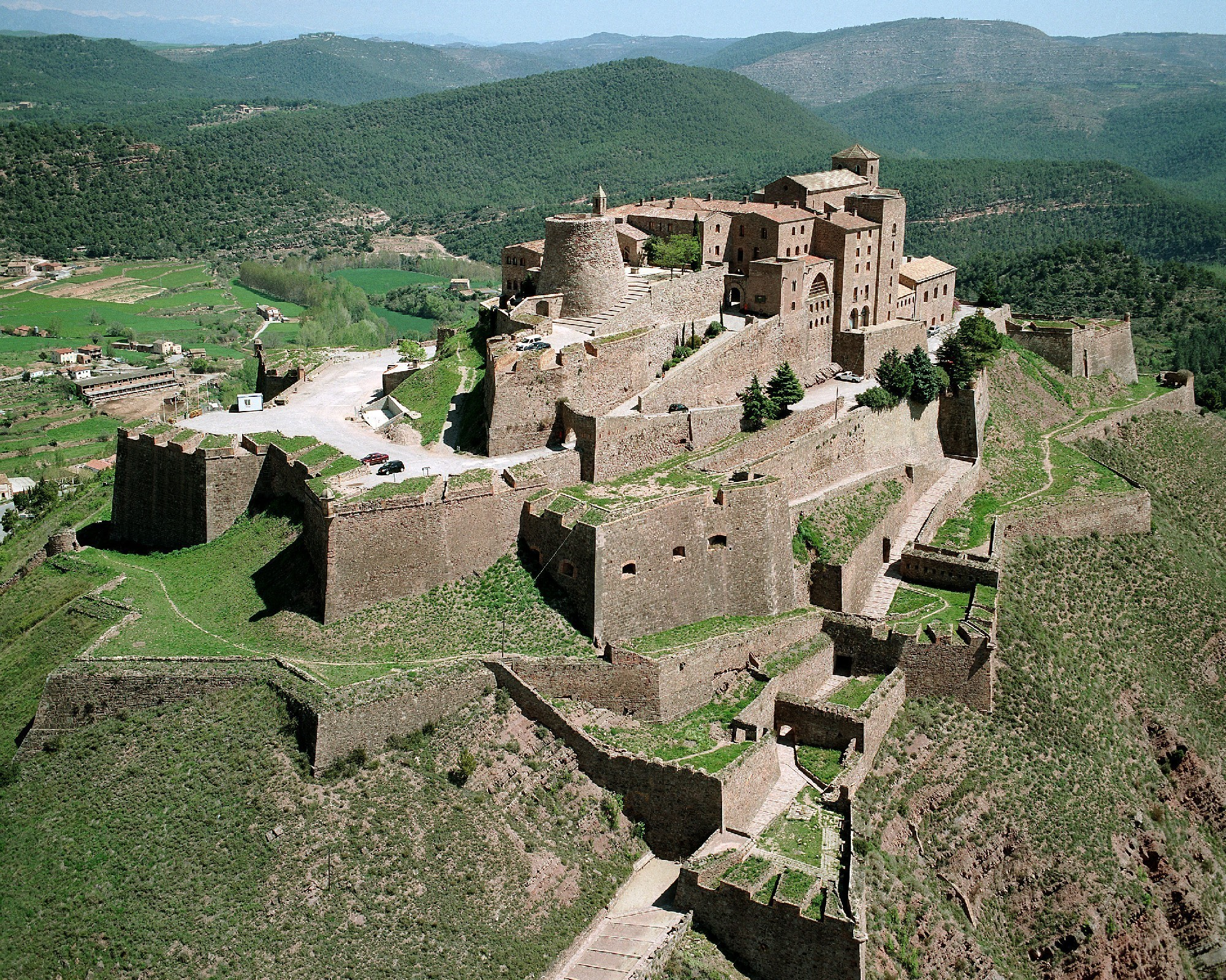 Spain's Incredibly Mysterious Tourist Attractions