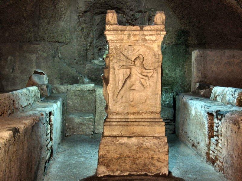 mithraeum-of-San-Clemente