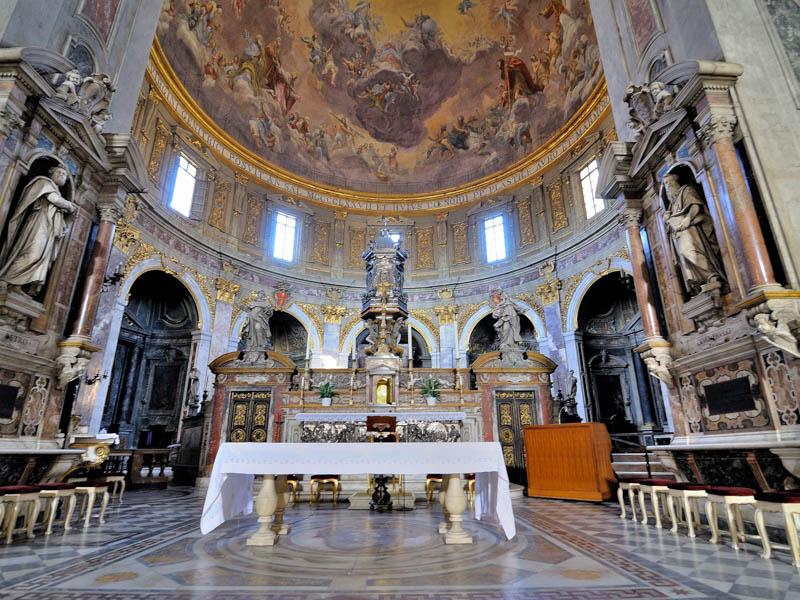 Santissima Annunziata (Church of the Annunciation)