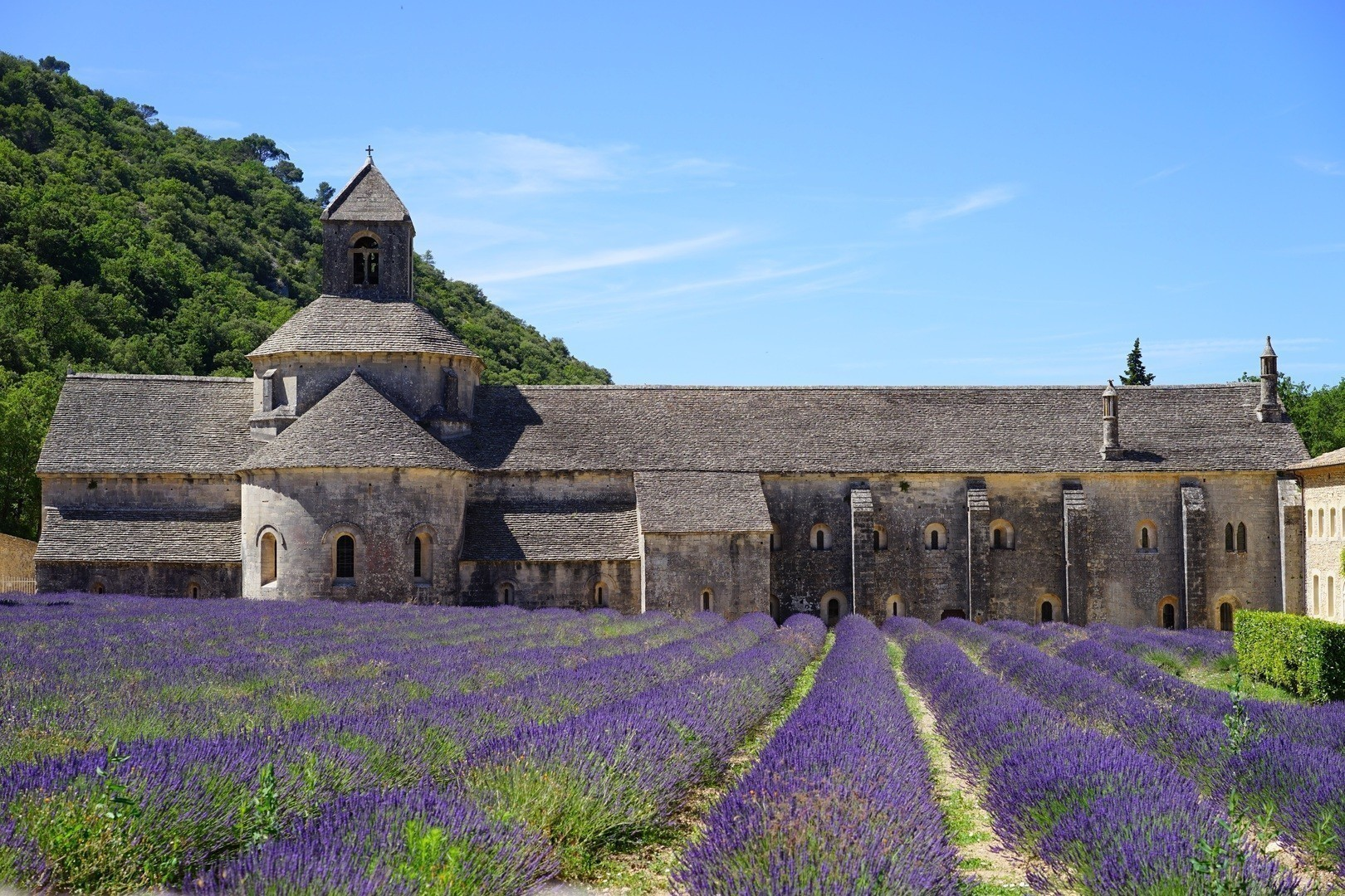 Most Beautiful Monasteries in France
